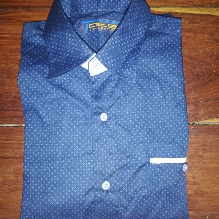 Camisa para Hombre Tate Collection - 3
