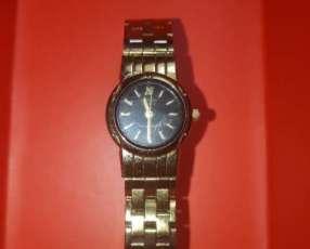 Reloj Citizen stainless stell para dama bañado en Oro
