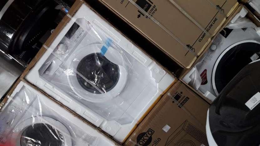 Lavarropa automática tokyo Cecilia de 5 kilos - 0