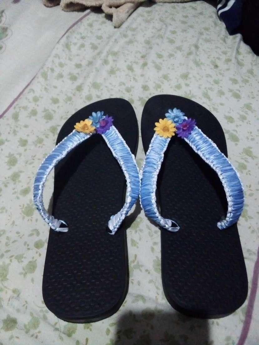Bordado de Zapatillas - 0
