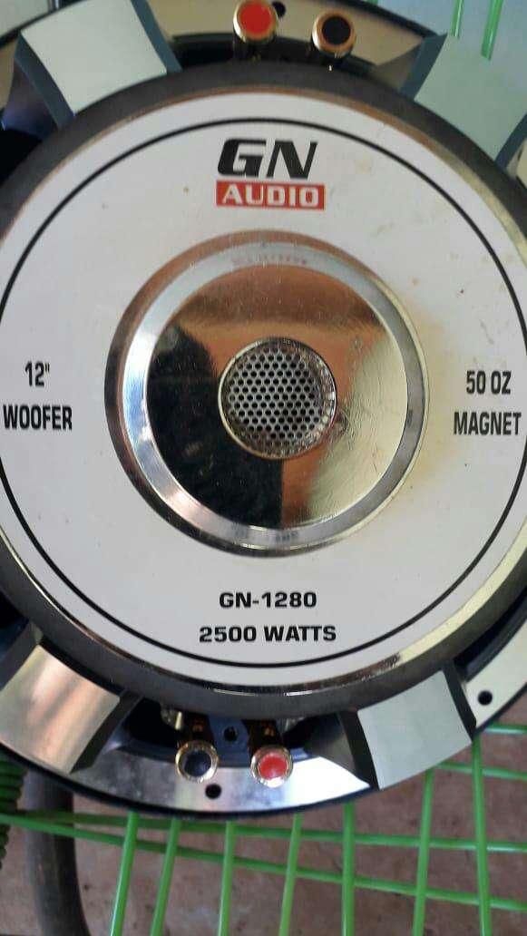 Woofer - 1