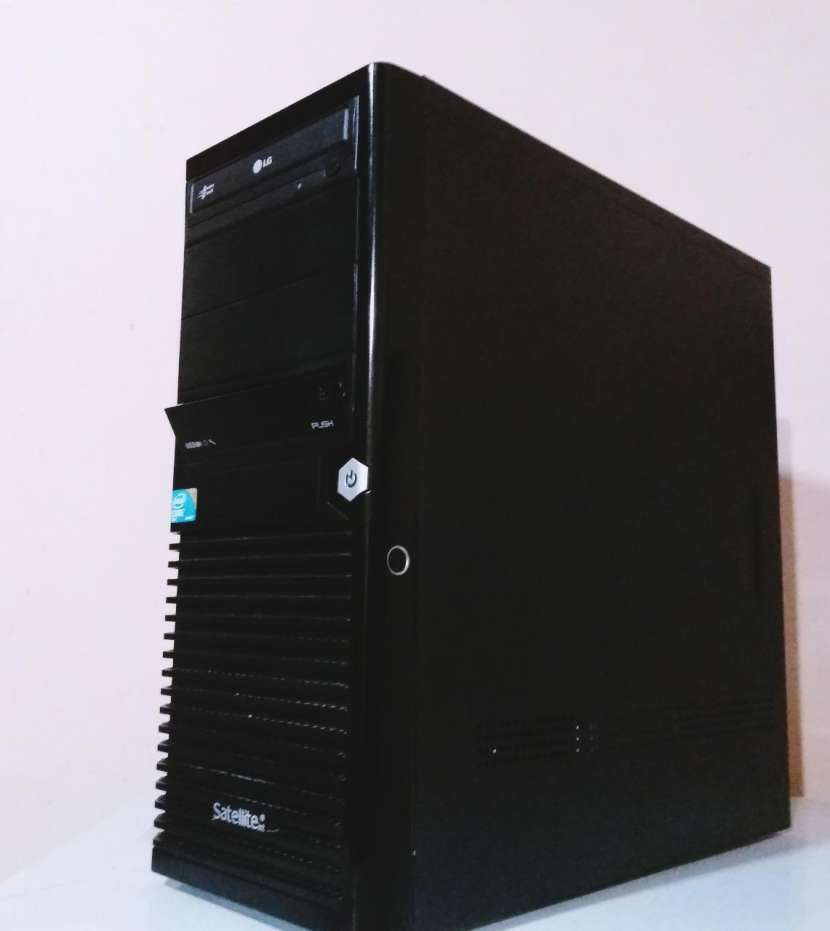 Computadora- PC - monitor - 3