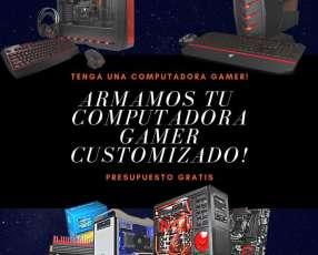 Armamos tu computadora Gamer