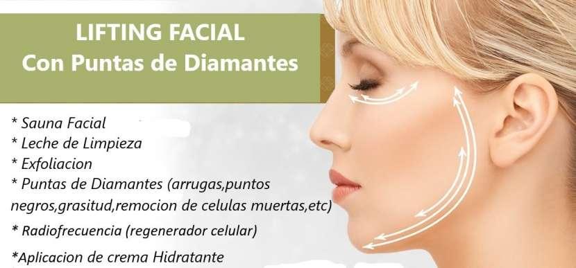 Tratamientos faciales y corporales de las zonas que desees. - 5