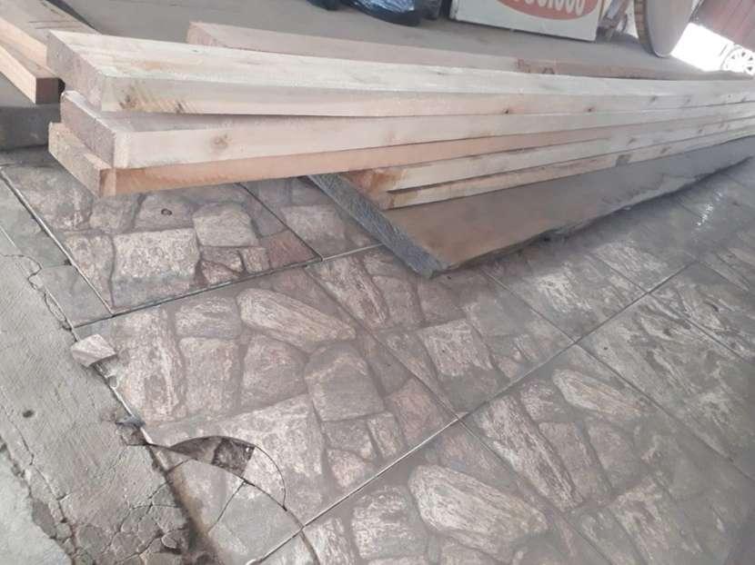 Tirante de eucaliptus - 0