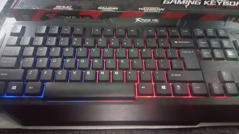 Teclado XtrikeMe RGB - 6
