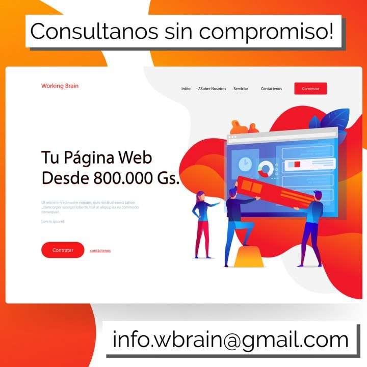Diseño de páginas web y tiendas online - 0