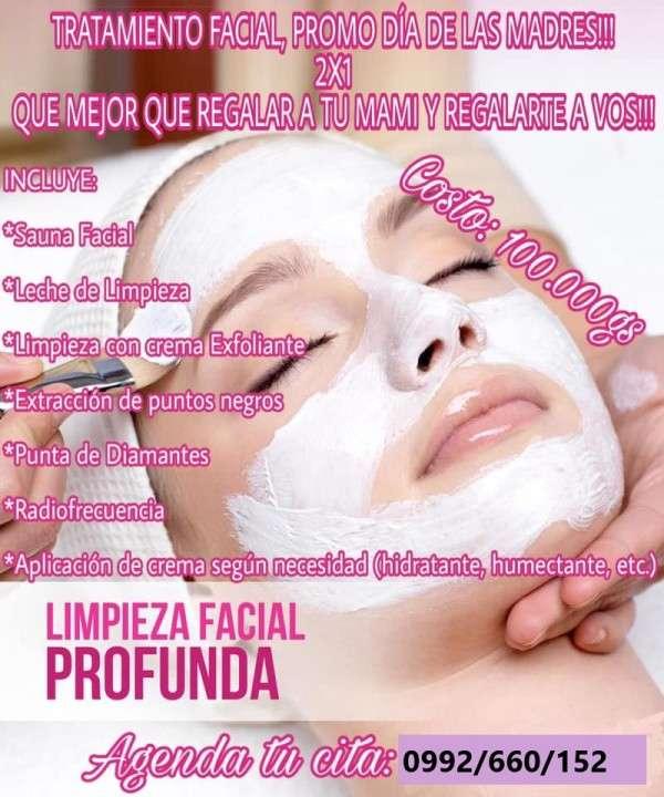 Tratamientos faciales y corporales de las zonas que desees. - 2