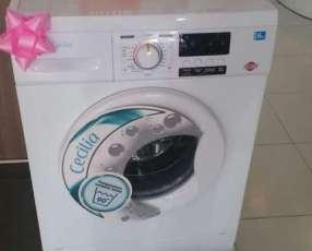 Lavarropa automática Tokyo Cecilia de 6 kilos