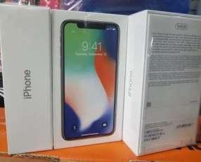 iPhone X de 256 gb nuevo
