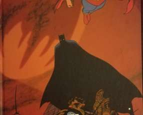Comic Batman y Superman