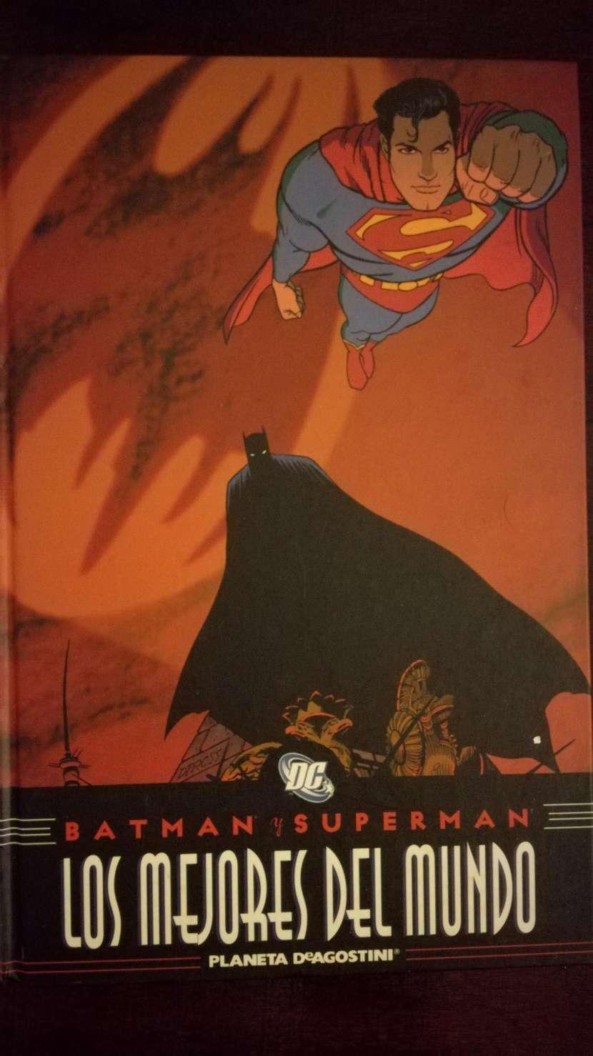 Comic Batman y Superman - 0