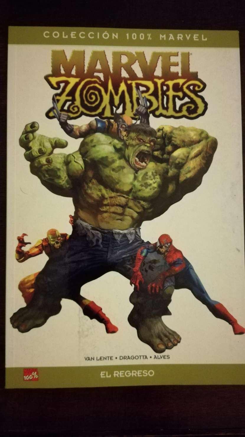 Comic colección marvel zombies - 0