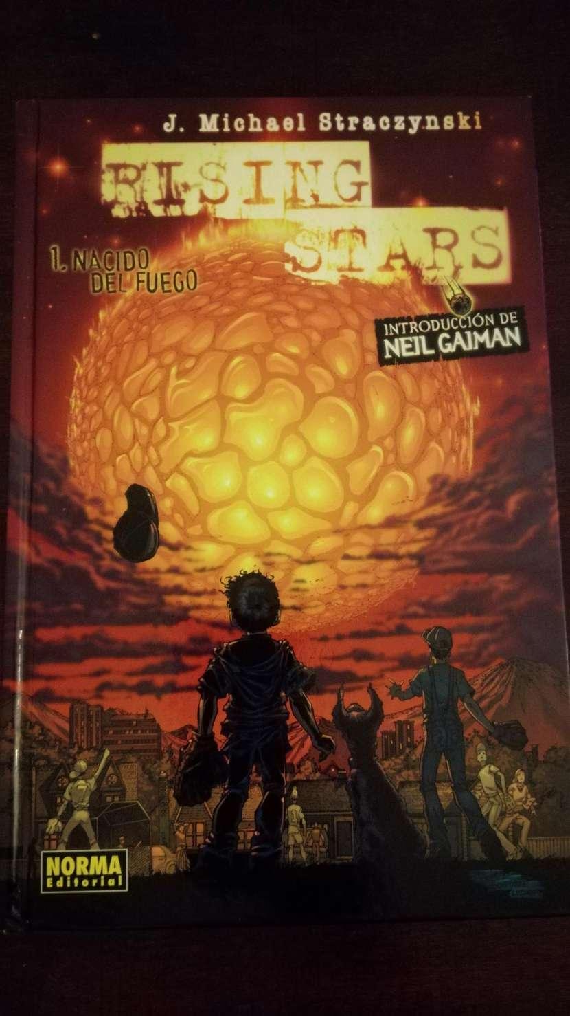 Rising stars colección comics - 0