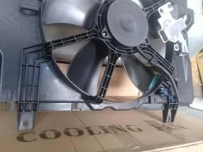 Electroventilador para Nissan Tiida
