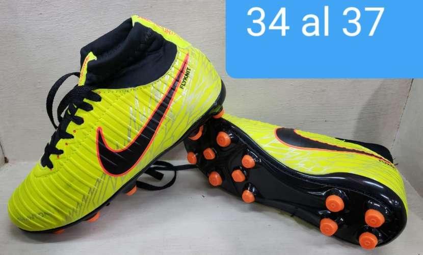 Botín Nike - 0