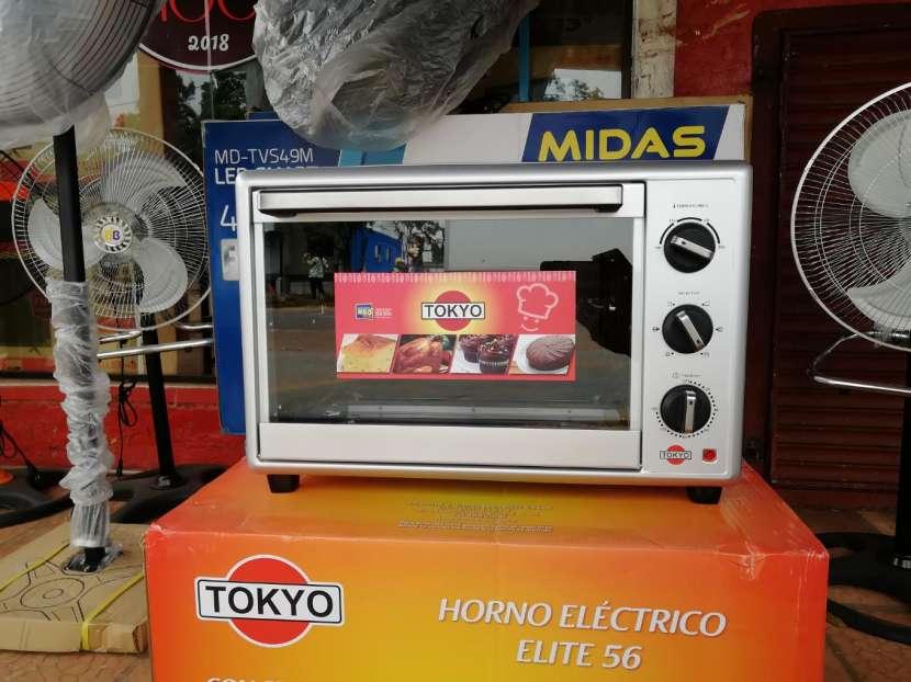 Horno Tokyo elite 56 litros - 0
