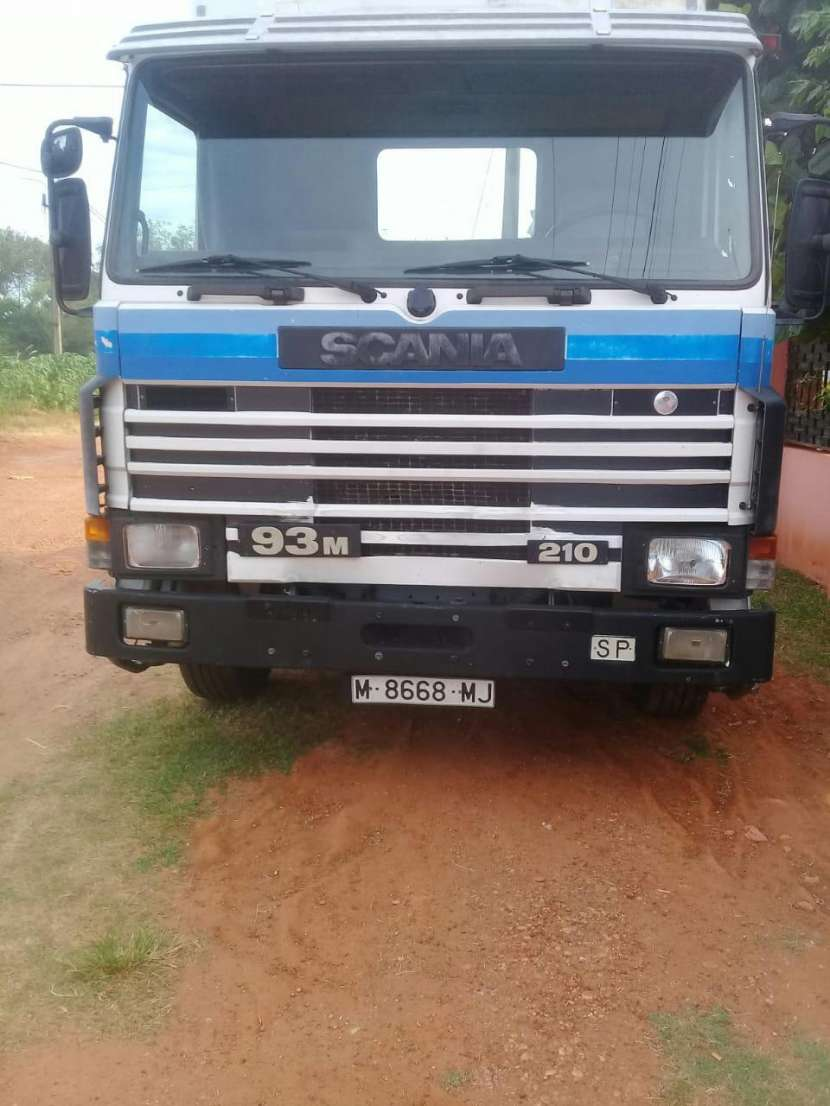 Scania 93M 210 1991 - 1