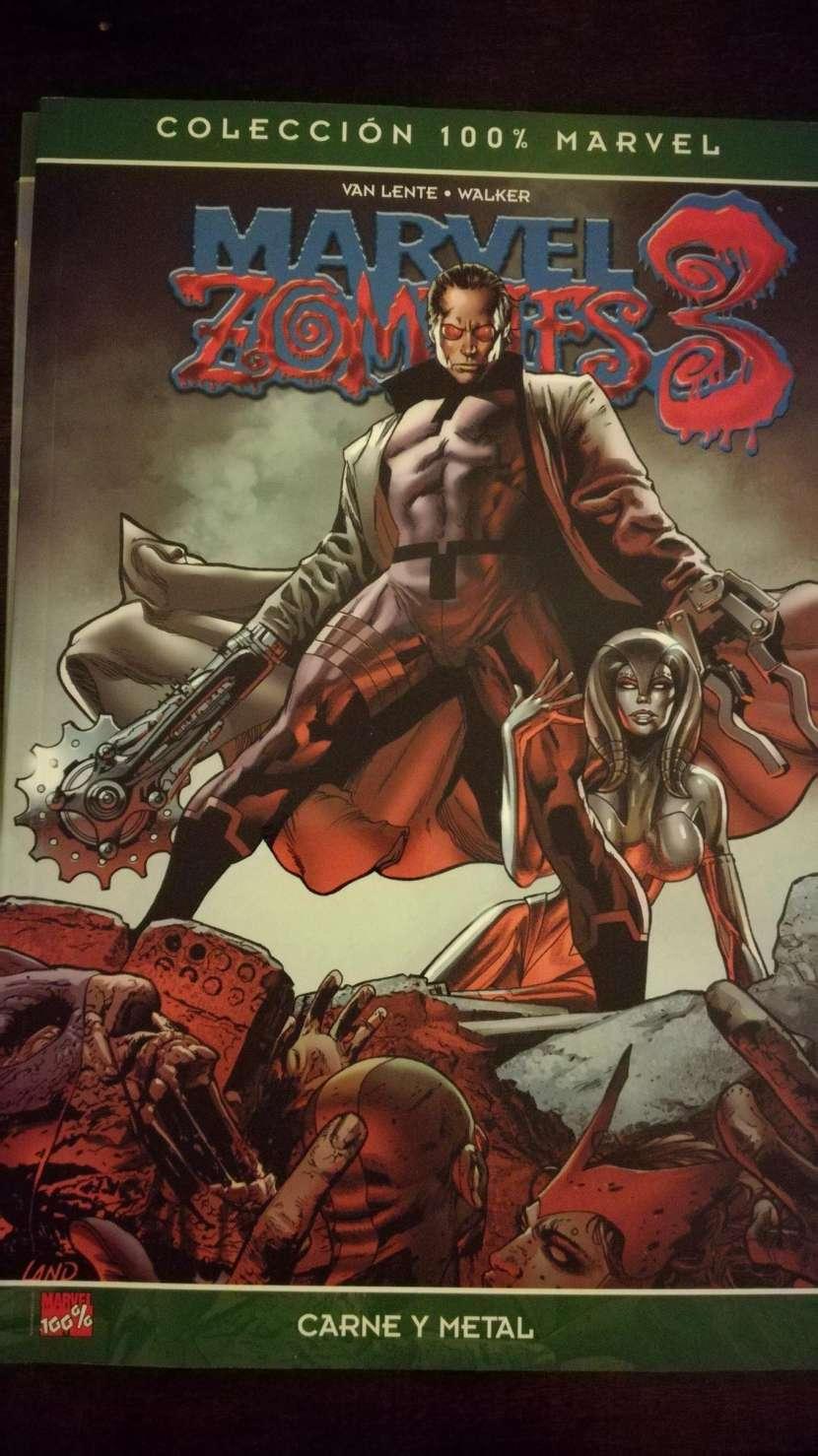 Comic colección marvel zombies - 2