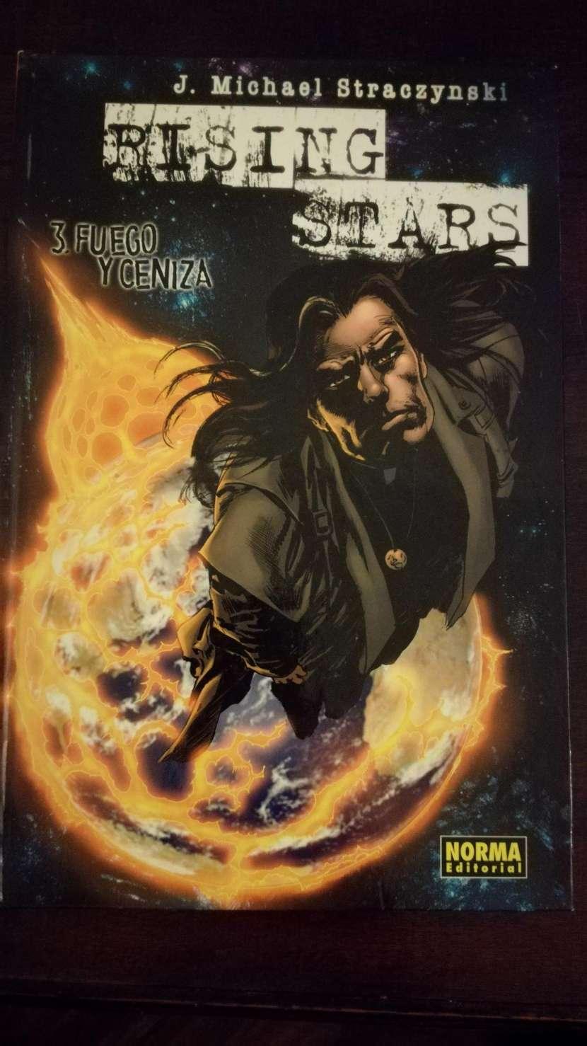 Rising stars colección comics - 2