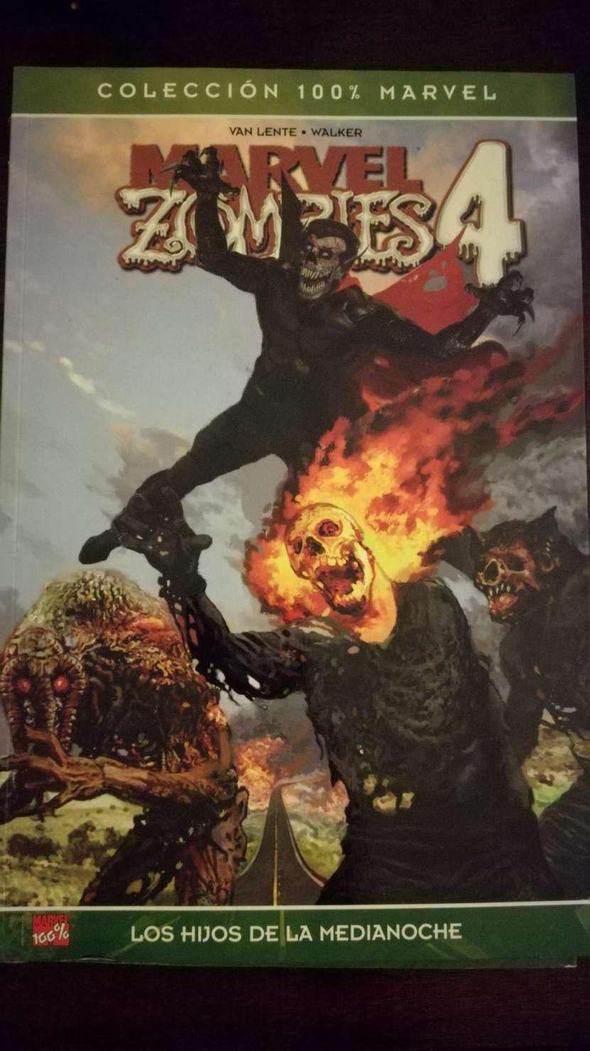 Comic colección marvel zombies - 3