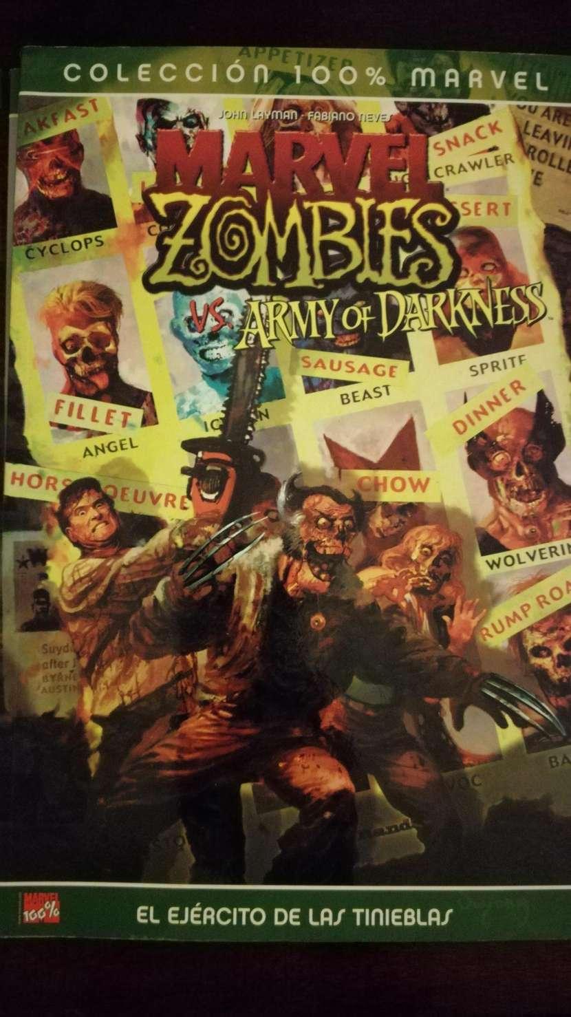 Comic colección marvel zombies - 4
