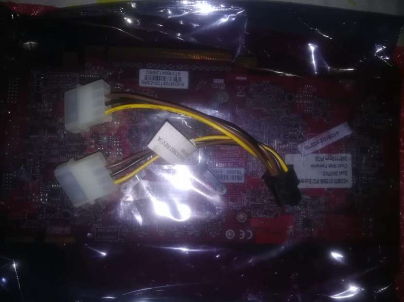GPU Radeon HD 3870 DDR3 512 mb - 2