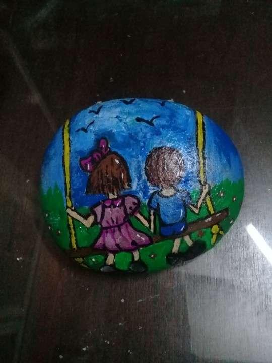Piedras pintadas - 7