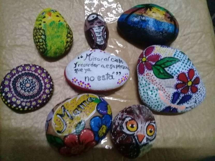 Piedras pintadas - 8