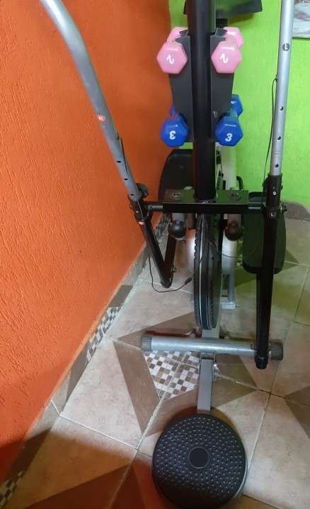 Bicicleta ergométrica Athletic Eliptical - 3