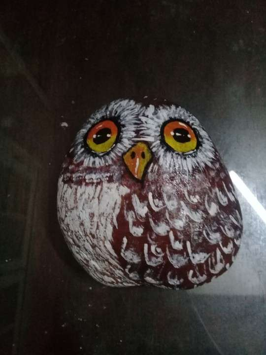 Piedras pintadas - 1