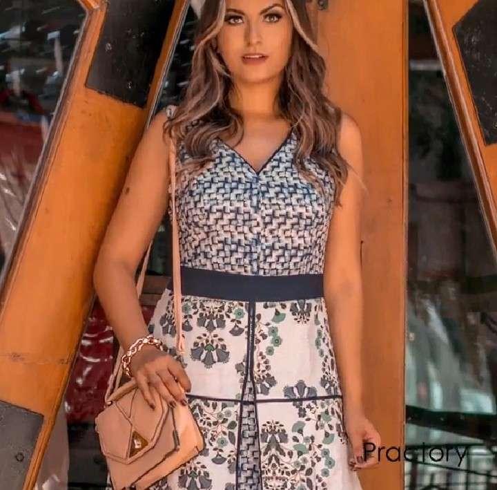 Vestido de São Paulo - 2