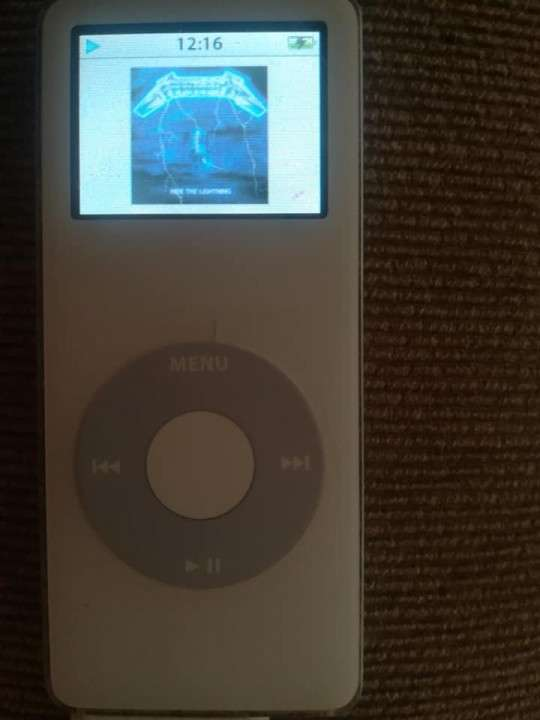 Ipod nano 2 gb blanco - 2
