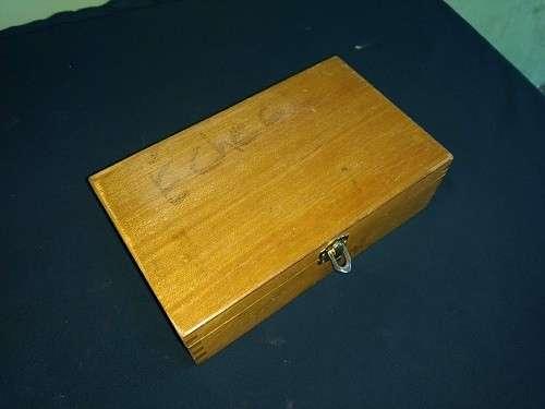 Piezas de Ajedrez de madera lacada - 1