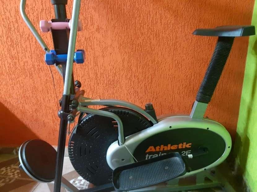 Bicicleta ergométrica Athletic Eliptical - 2