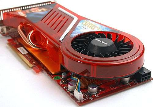 GPU Radeon HD 3870 DDR3 512 mb - 5