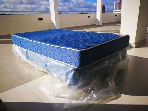Cama y colchón Sueñolar - 1