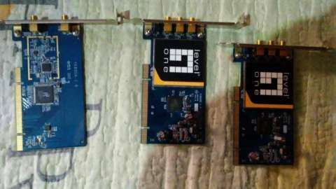 Tarjeta wifi para PC - 0