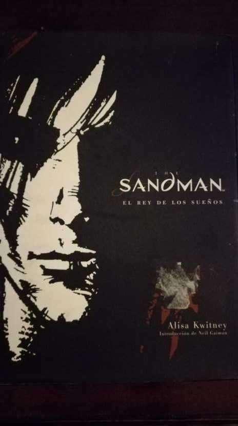 Comic Sandman - 0