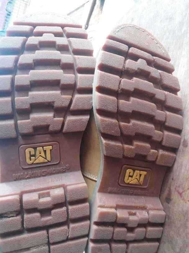 Bota CAT calce 42 - 2