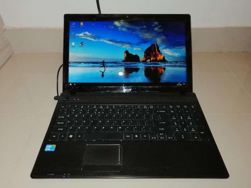 Notebook Acer Aspire 5742-6638 - 0