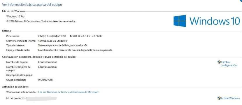 Notebook Acer Aspire 5742-6638 - 2