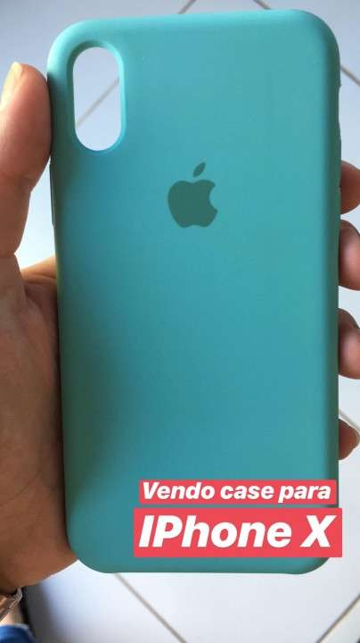 Case para iPhone X - 1