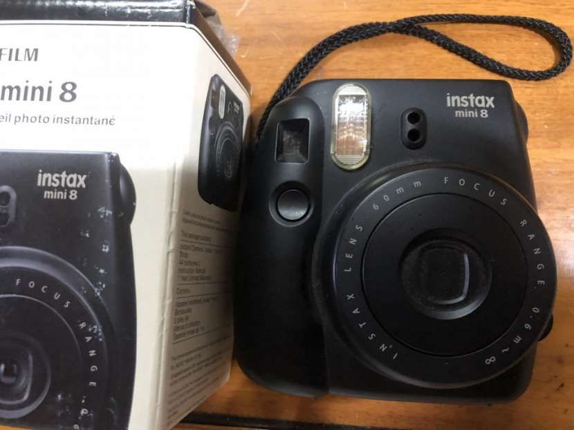 Instax mini 8 cámara instantánea - 1