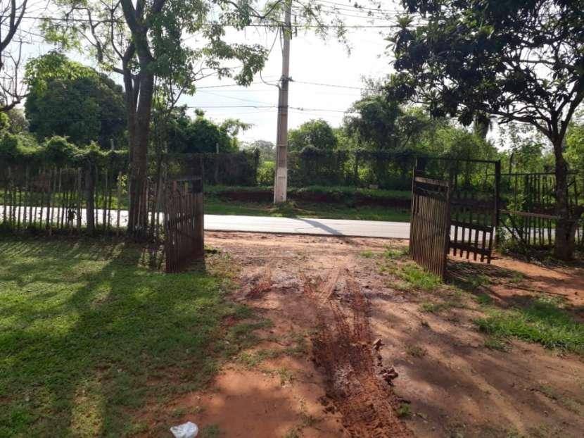 Terrenos 32x113 en Ruta Capiatá Thompson - Ypané - 3