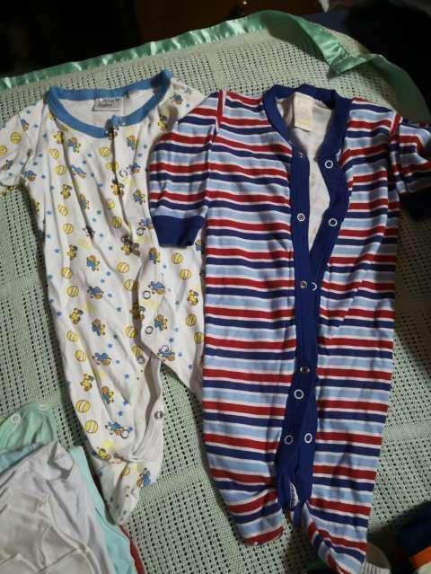 Ropitas para bebé hasta 6 meses - 3