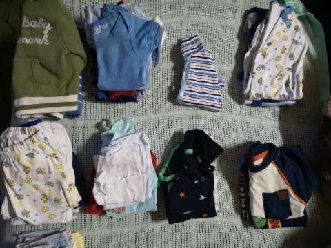Ropitas para bebé hasta 6 meses - 6