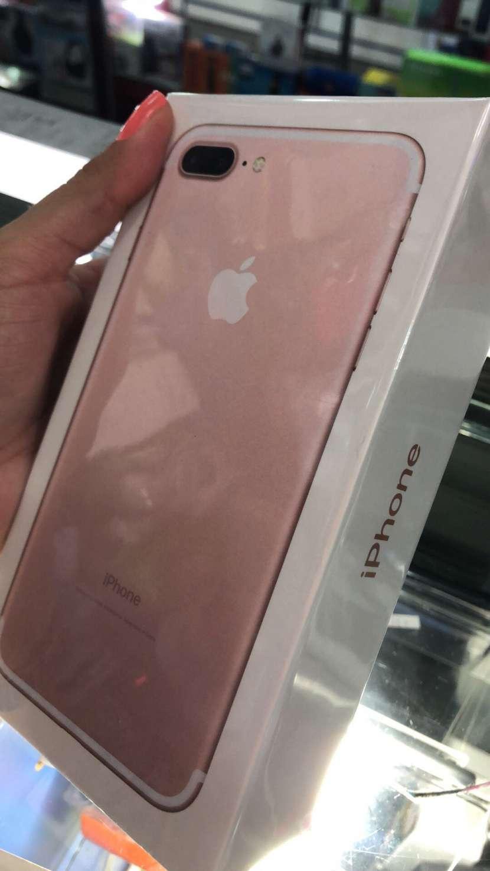 iPhone 7 Plus de 128gb en caja sellado + protectores ANTISHOK en luchocell2 - 0