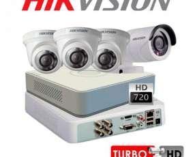 Kit de cámaras Hikvision