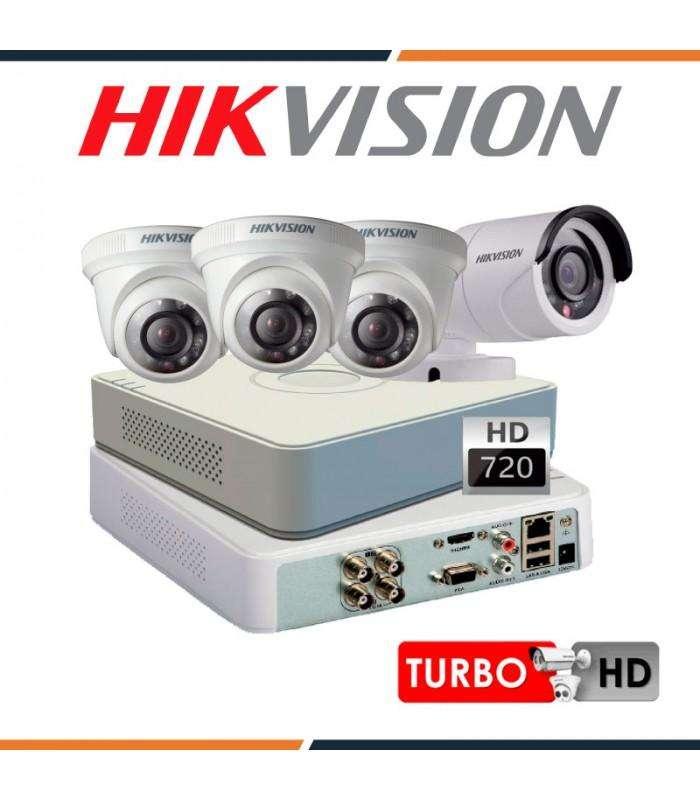 Kit de cámaras Hikvision - 0